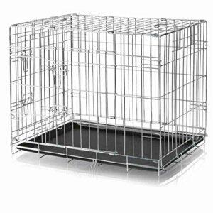 Trixie – 3923 – Cage de transport – 78 x 62 x 55 cm