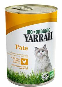 Yarrah Lot de 288 paté au poulet 400 g
