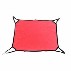 YNSNWBD Couverture pour chat de 40 x 50 cm – Hamac pour animal domestique – Hamac en duvet doux et respirant