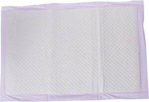 AmazonBasics Lot de 20 tapis pour bac de litière pour chat, sans parfum
