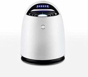 HLJ LINGZHIAGN Portable Lampe LED Blanche Tueur de Moustique Plug-in Silencieux Capture d'entraînement Chambre épreuve des moustiques Accueil intérieur 208 * 208 * 246mm