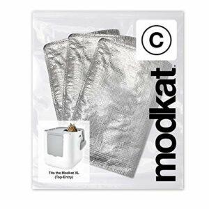 Modkat Lot de 3 recharges XL pour liner Type C