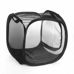 NCONCO Cage pliable pour insectes et papillons 12 x 12 x 12 cm