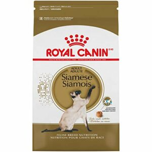 ROYAL CANIN BREED HEALTH NUTRITION Siamese dry cat food, 6-Pound by Royal Canin
