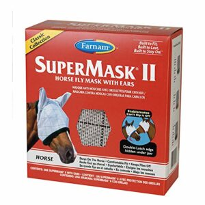 SUPERMASK II with Ears (avec Oreillers) Horse 300 g