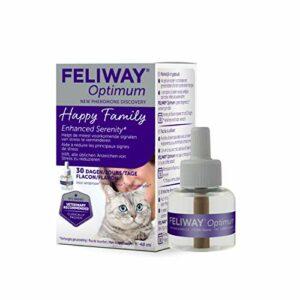 Feliway Optimum Bouteille de Recharge – 48ml