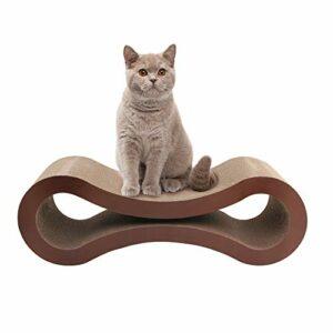 Pet Prime Griffoir en carton pour chat, L