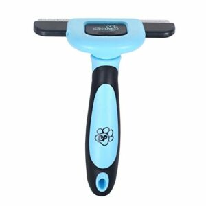 Chirpy Pets Dog and Cat Brush for Shedding by Chirpy Pets