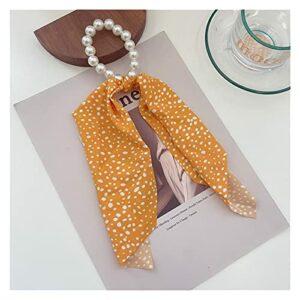 YSJSPKK Arbre à Chat 2021 Nouveau Ruban Floral Bowknot Cravates de Cheveux pour Femmes Vintage Style Exquis Head Corde (Color : Style23)