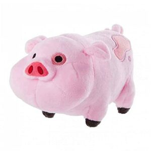 Froiny 1pc 18cm Jouets en Peluche Gravité Tombe Waddles Dipper Mabel Pig Pig Pigque Pocks Pouches Pouvoirs Pouvoir Pouches Sointes Enfants Cadeaux d'anniversaire Enfants
