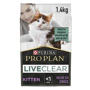 Purina Pro Plan Liveclear Kitten