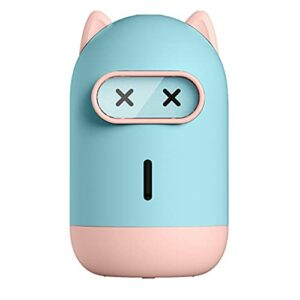 XCYG Anti-Moustique alimenté par USB, Anti-Moustique à Induction Intelligent pour la Maison, avec Fonction de synchronisation, adapté aux Voitures de Bureau à Domicile,Bleu