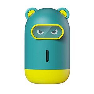 XCYG Anti-Moustique alimenté par USB, Anti-Moustique à Induction Intelligent pour la Maison, avec Fonction de synchronisation, adapté aux Voitures de Bureau à Domicile,Vert