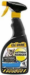 Csi Urine Bac à chat Spray, 500 Ml