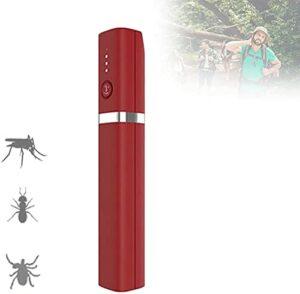 NKTJFUR Stick Anti-Chemise pour la Morsure de Moustique, USB Dispositif de Relief de Morsure électronique de Voyage, Stylo antiprureur Rapide pour Enfant Adulte, gonflement des douleurs démangeaisons