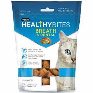 VetIQ Breath & Dental Care – Chat 65 g MP