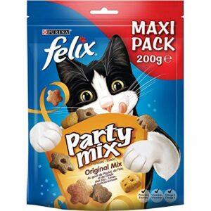 animals Felix – Party Mix Original 200G – Lot De 4 – Livraison Gratuite et Rapide