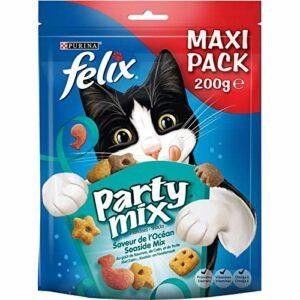 animals Felix – Party Mix Seaside 200G – Lot De 4 – Livraison Gratuite et Rapide